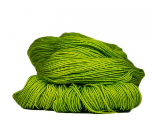 Leuchtend Grün